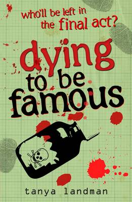 Dying To Be Famous: Poppy Field's Bk 3