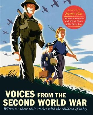 Voices from the Second World War: Witnesses share their stories with the children of today