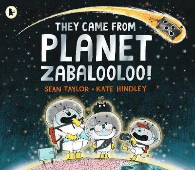 They Came from Planet Zabalooloo!