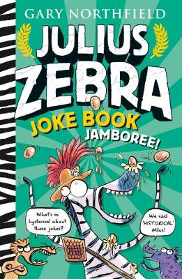 Julius Zebra Joke Book Jamboree