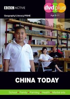 China Today DVD plus Pack