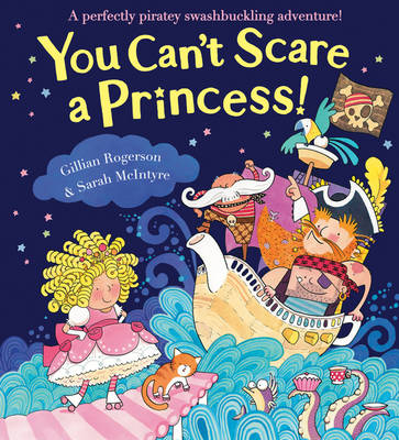 You Can't Scare a Princess