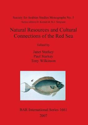 Natural Resources and Cultural Connections of the Red Sea