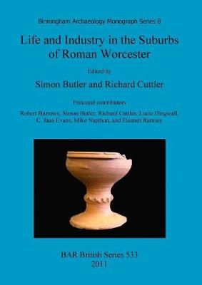 Life and Industry in the Suburbs of Roman Worcester