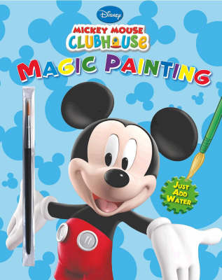 Disney Mickey Mouse Clubhouse Magic Paint