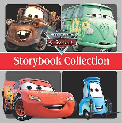 """Disney Storybook Collection: """"Cars"""""""