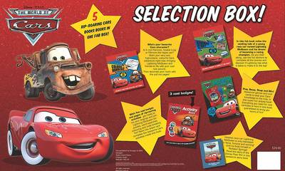 "Disney Pixar ""Cars"" Selection Box"