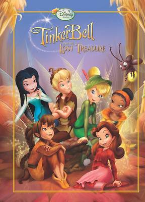 Disney Classics: Tinkerbell and the Lost Treasure