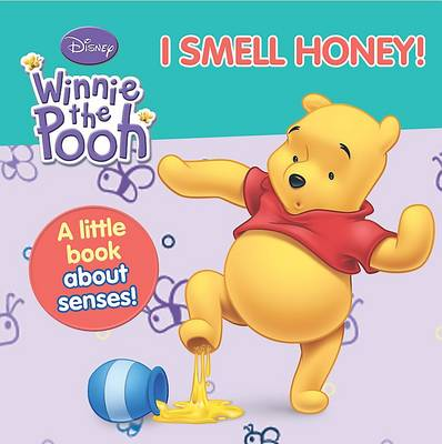 "Disney Mini Board Books - ""Winnie the Pooh"": I Smell Honey"
