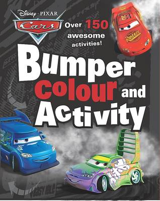 """Disney Bumper Colouring and Activity: """"Cars"""""""