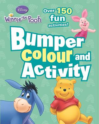 """Disney Bumper Colouring and Activity: """"Winnie the Pooh"""""""