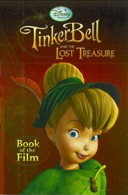 Disney Fiction: Tinkerbell and the Lost Treasure