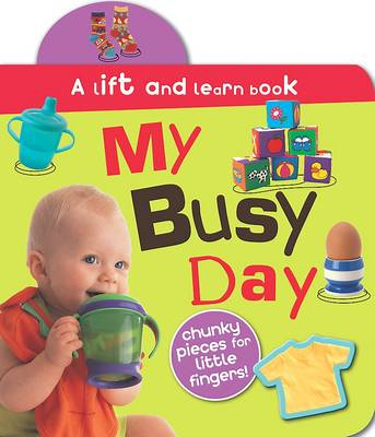 My First Tabbed Lift and Look: My Busy Day