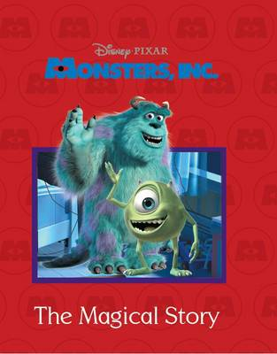 Disney Magical Story: Monsters Inc.