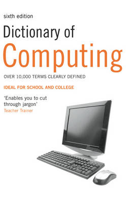 Dictionary of Computing
