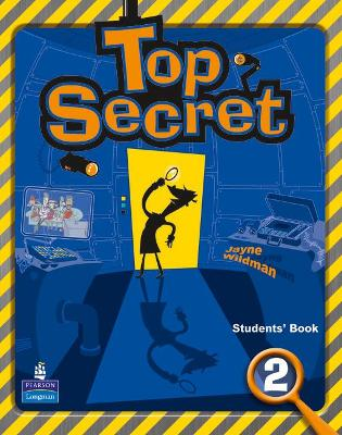 Top Secret Students Book and e-book pack 2