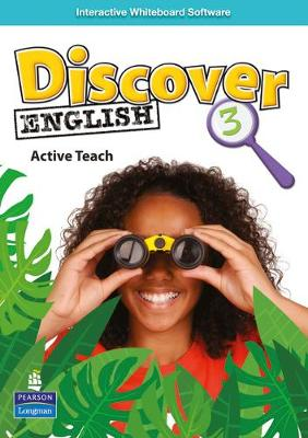 Discover English Global 3 Active Teach