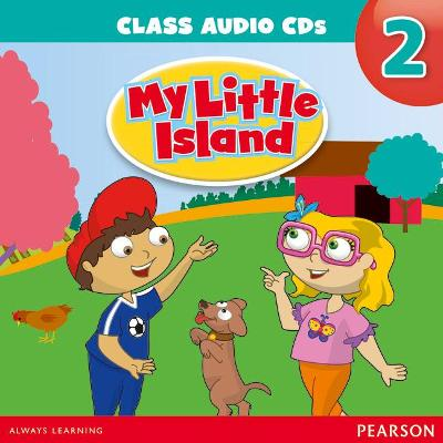 My Little Island Level 2 Audio CD