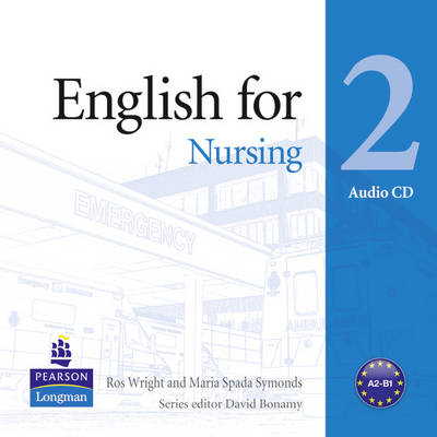 English for Nursing Level 2 Audio CD