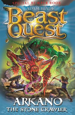Beast Quest: Arkano the Stone Crawler: Special 25