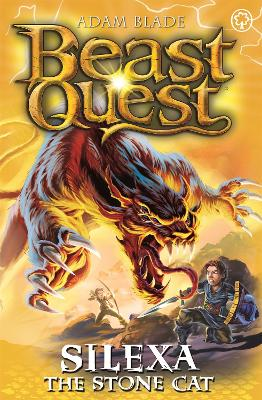 Beast Quest: Silexa the Stone Cat: Series 26 Book 3