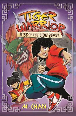 Rise of the Lion Beast: Book 3