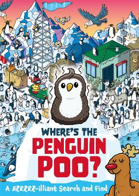 Where's the Penguin Poo?: A Frozen Search and Find