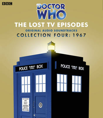 Doctor Who Collection Four: The Lost TV Episodes (1967)