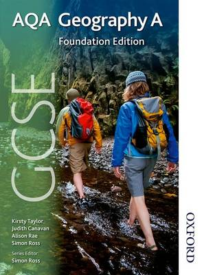 GCSE AQA Geography A Foundation Edition