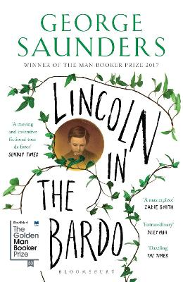 Lincoln in the Bardo (Man Booker Golden Five)