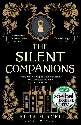 The Silent Companions (A Zoe Ball ITV Book Club Pick)