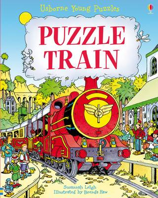 Young Puzzles Puzzle Train