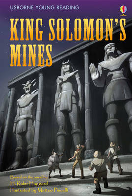 Young Reading Level 3: King Solomon's Mines