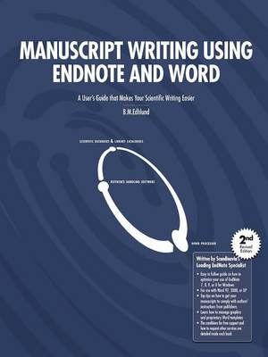 Manuscript Writing Using EndNote and Word