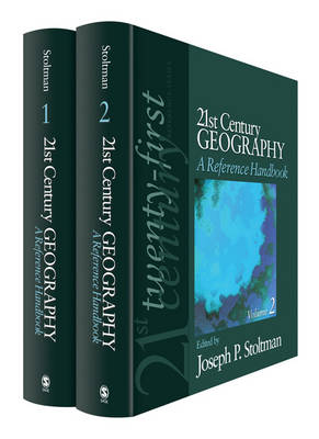 21st Century Geography: A Reference Handbook