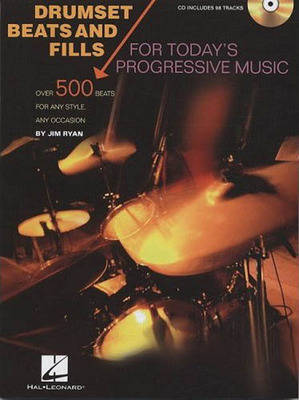 Drumset Beats and Fills for Today's Progressive Music