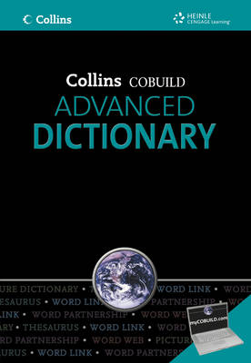 Advanced Dictionary: With myCOBUILD.com access (Collins Cobuild)