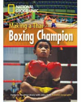 Making a Thai Boxing Champion + Book with Multi-ROM: Footprint Reading Library 1000