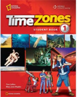 Time Zones 1 with MultiROM: Explore, Discover, Learn