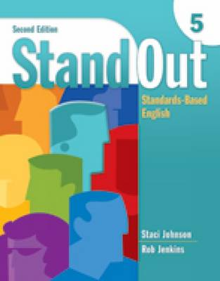 Stand Out: Reading & Writing Challenge Workbook: Book 5