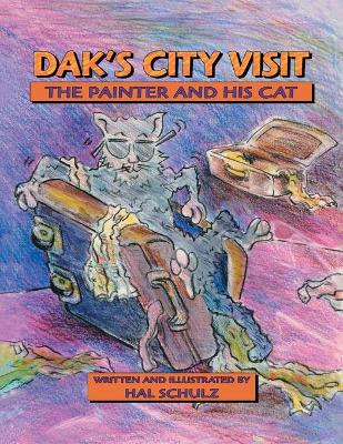 Dak's City Visit: The Painter and His Cat