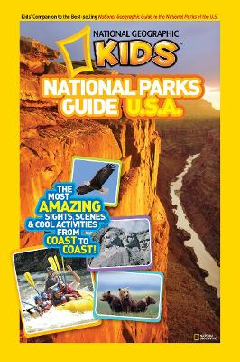 Kids National Parks Guide USA: Guide Book