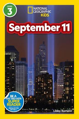 National Geographic Reader: September 11 (National Geographic Kids)
