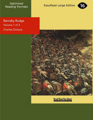Barnaby Rudge (2 Volume Set): A Tale of the Riots of 'Eighty