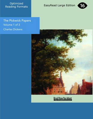 The Pickwick Papers (2 Volume Set)