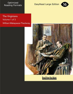 The Virginians (2 Volume Set): A Tale of the Last Century