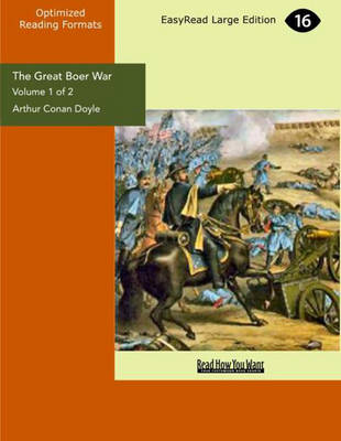 The Great Boer War (2 Volume Set)