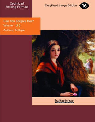 Can You Forgive Her? (2 Volume Set)