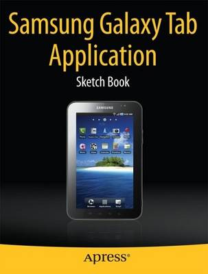 Samsung Galaxy Tab Application Sketch Book