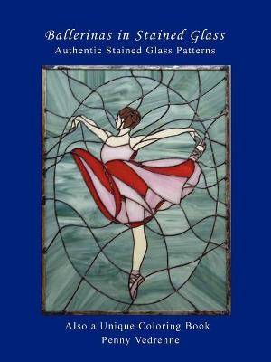 Ballerinas in Stained Glass